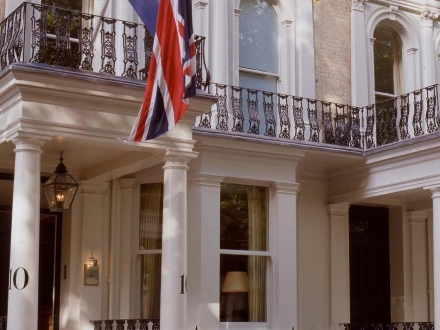 Knightsbridge Hotel london boutique