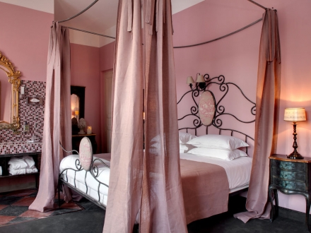 Hotel Gounod Saint Rémy de Provence romantic