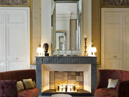 Hotel Baudon de Mauny Montpellier hotel