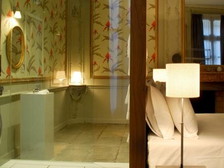 Baudon de Mauny Montpellier hotel romantic