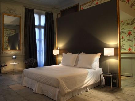 Baudon de Mauny Montpellier hotel centro ciudad lujo