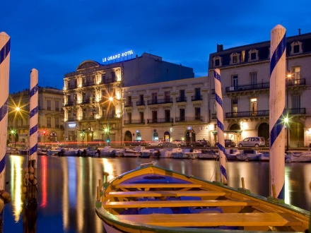 Le Grand Hotel Sète France Boutique Design Charming Luxury