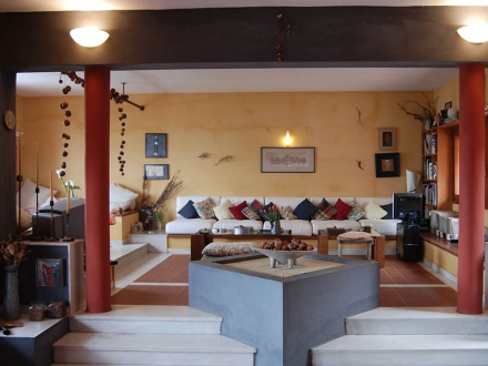 Rodialos Rethymno house to rent crete