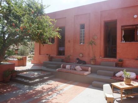 Rodialos Rethymno casa para alquilar crete