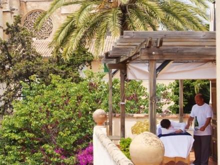 Hotel palacio Casa Galesa palma de mallorca boutique romantic