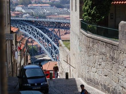 View to Douro river
