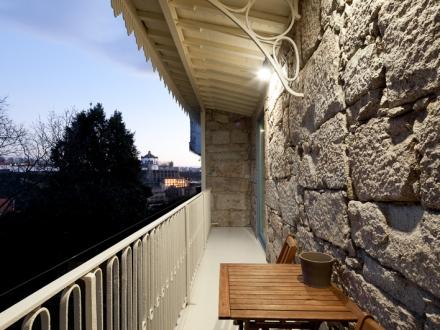 Douro studio balkony