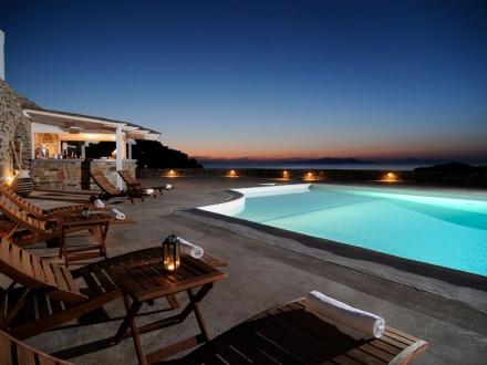 Pino di Loto Luxury Apartments cyclades islands hotel boutique