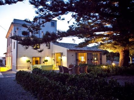 Mandranova Resort Sicily Italy Outside